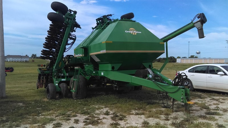 2004 Great Plains ADC2220 Air Seeder For Sale