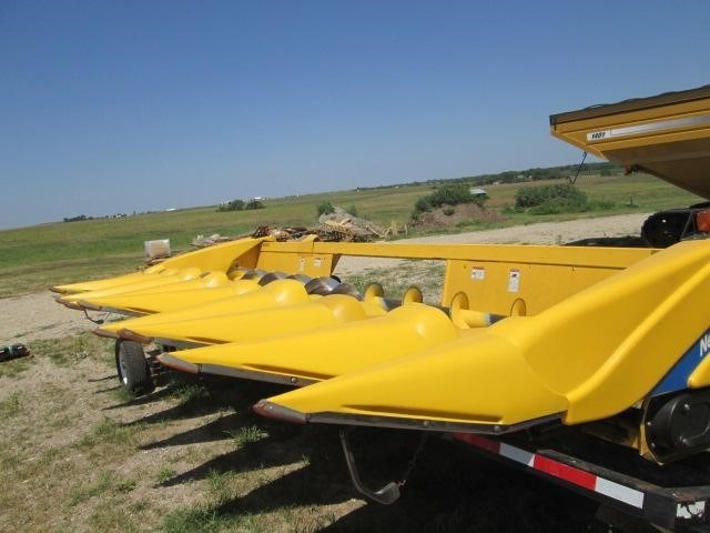 2008 New Holland 98C Header-Row Crop For Sale