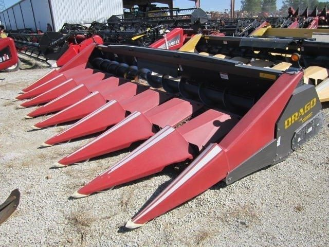 2010 Drago N8 Header-Row Crop For Sale