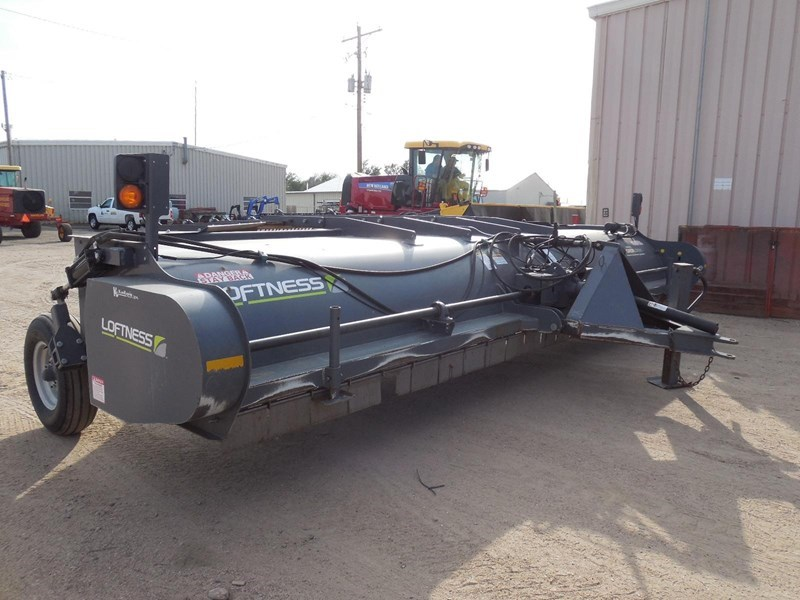 2012 Loftness 240WW Flail Mower For Sale