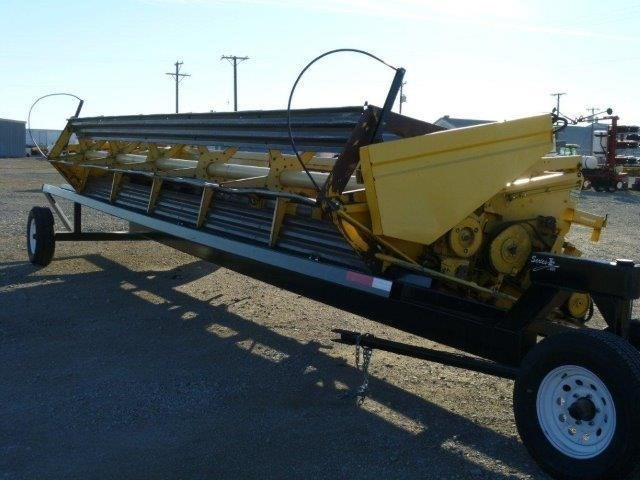 1993 New Holland 971 Header/Platform For Sale