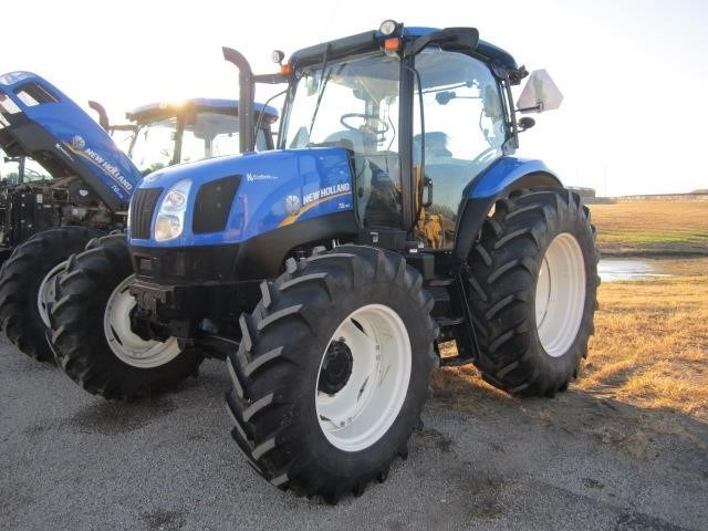 2013 New Holland T6.140 Tractor For Sale
