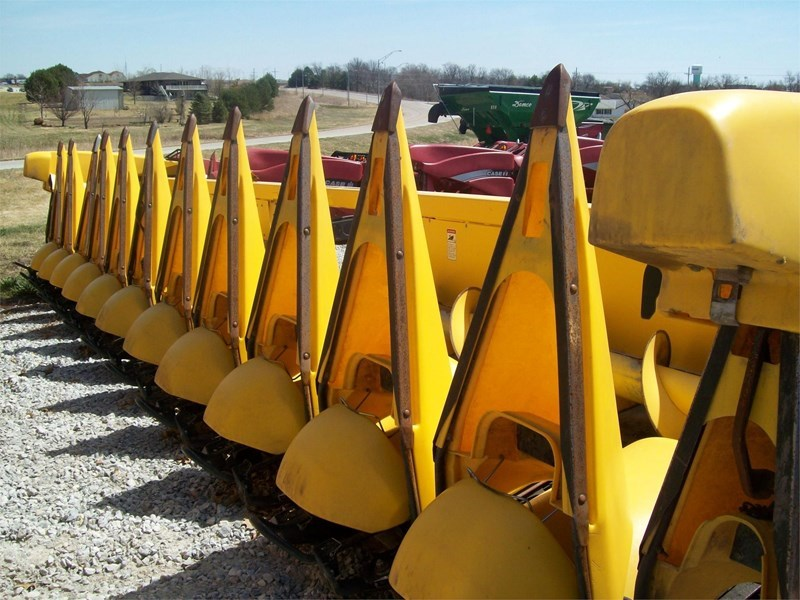 2009 New Holland 98D Header-Row Crop For Sale
