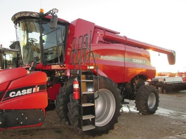 2014 Case IH 6130 Combine For Sale