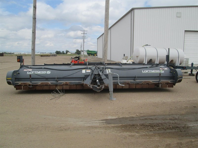2011 Loftness 240WW Flail Mower For Sale