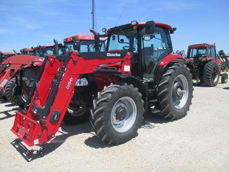 2013 Case IH MAXXUM 110 Tractor For Sale