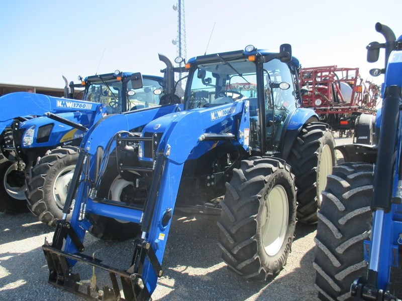 2014 New Holland T6.140 Tractor For Sale