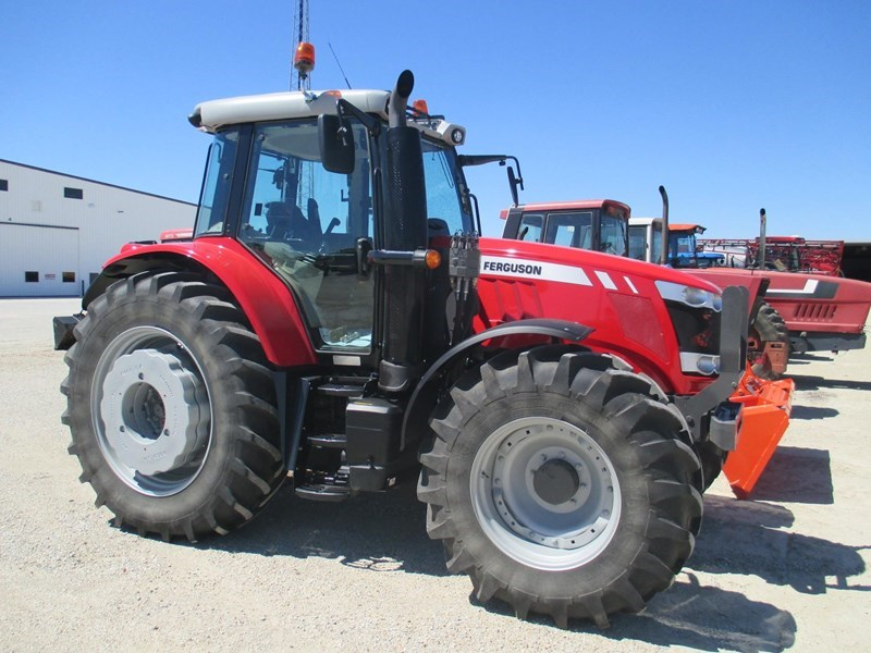 2015 Massey Ferguson 6615 Tractor For Sale