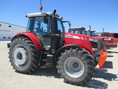 Tractor For Sale 2015 Massey Ferguson 6615 , 135 HP