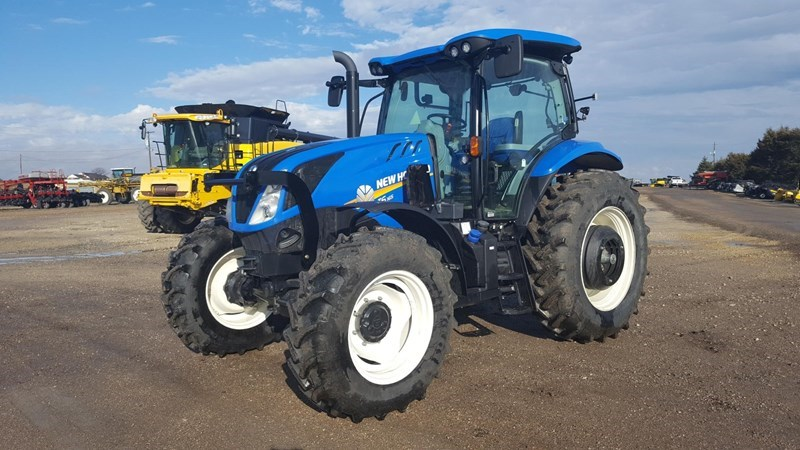 2015 New Holland T6.165 Tractor For Sale