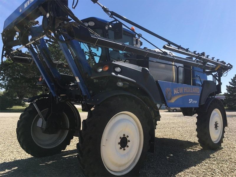 2011 New Holland SP.275F Sprayer-Self Propelled For Sale