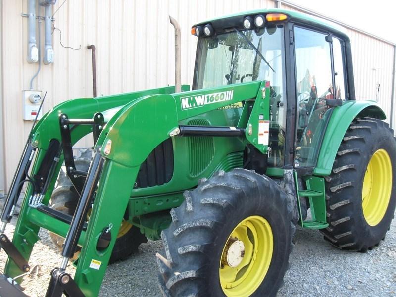 2002 John Deere 6420 Tractor For Sale