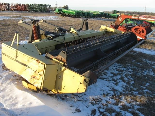 2001 New Holland 2316 Forage Head-Windrow Pickup For Sale