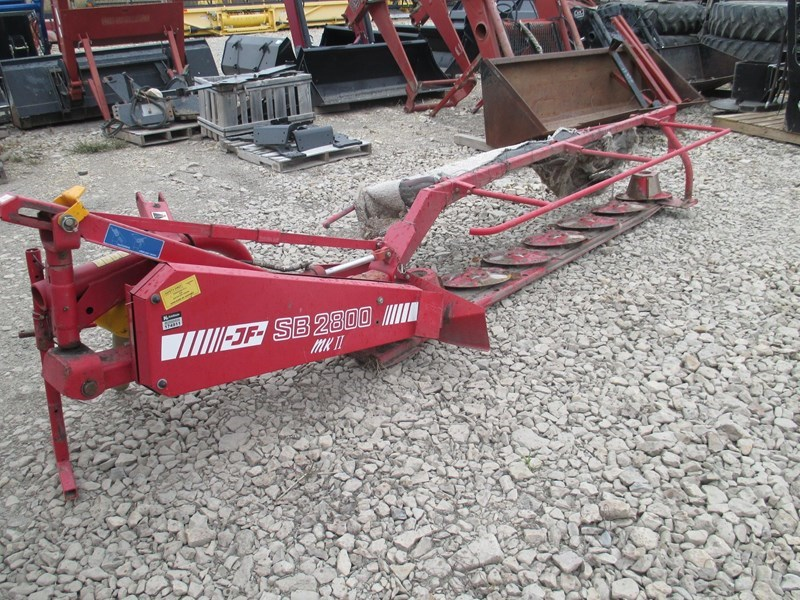 1997 JF SB2800 MKII Disc Mower For Sale