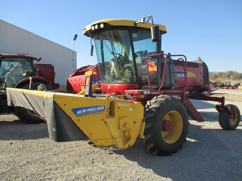 2014 New Holland H8060 Windrower-Self Propelled For Sale
