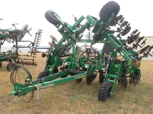 2012 Great Plains NP30A Fertilizer Spreader For Sale
