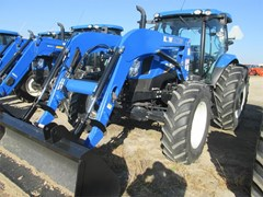 Tractor For Sale 2013 New Holland T6.175 , 140 HP