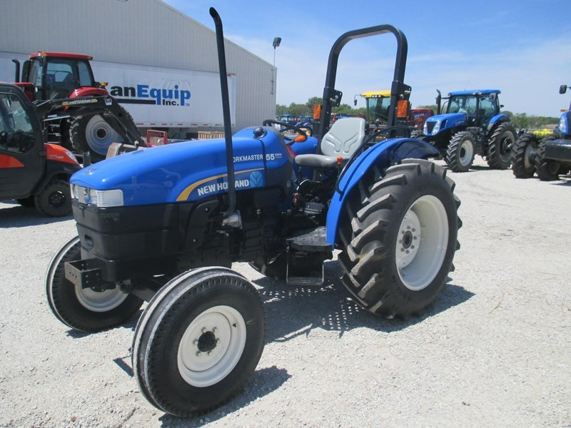 2015 New Holland WORKMASTER 55 Tractor For Sale