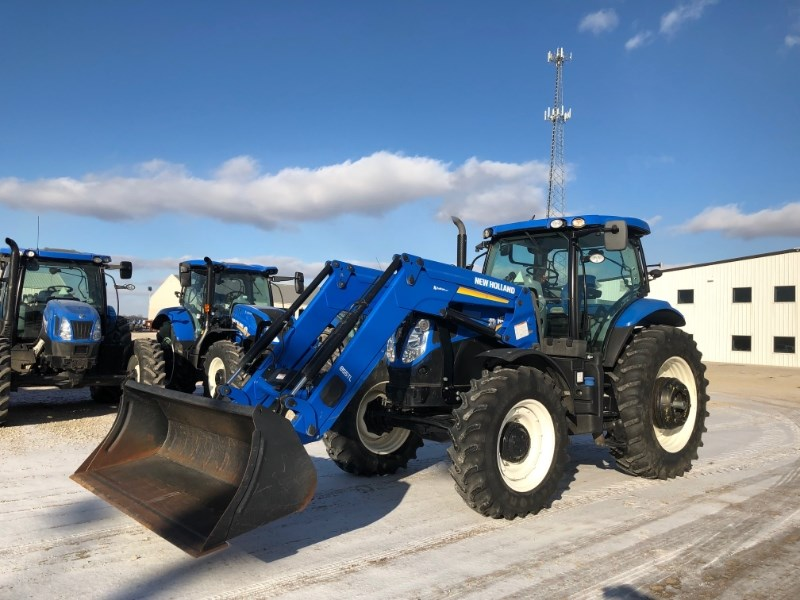 2012 New Holland T7.170 Tractor For Sale