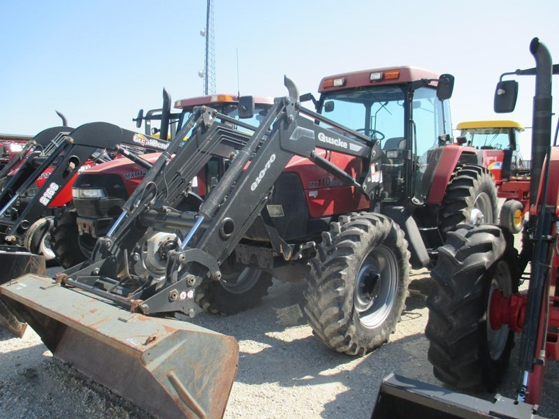 2000 Case IH MX110 Tractor For Sale