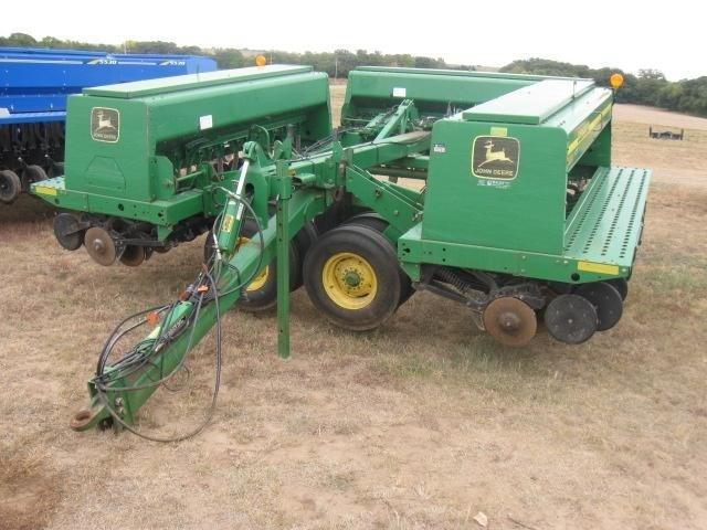 2000 John Deere 455 Grain Drill For Sale