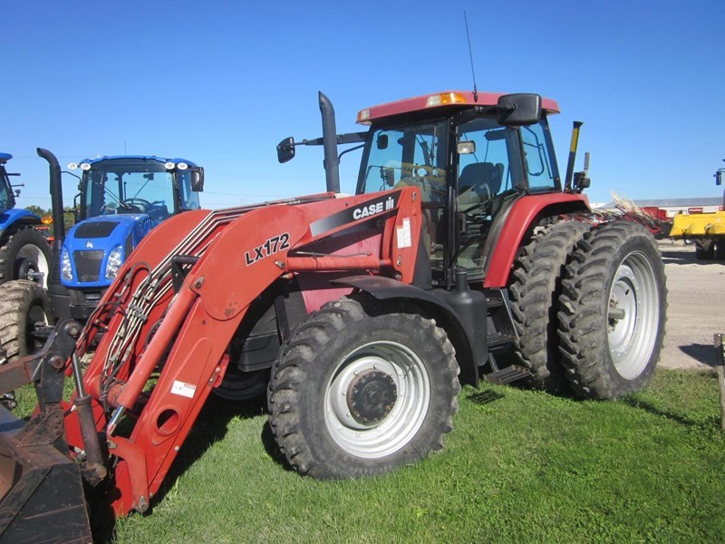 2004 Case IH MXM190 Tractor For Sale