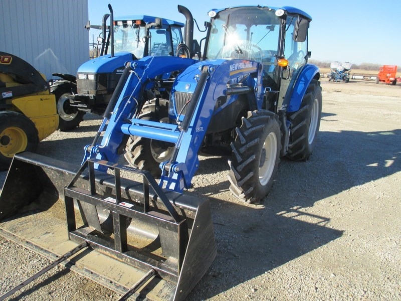 2015 New Holland T4.110 Tractor For Sale