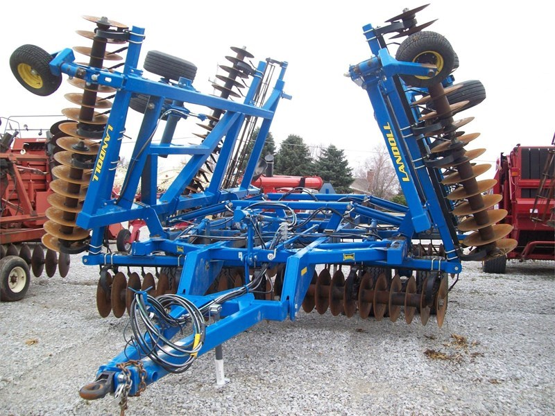 2012 Landoll 7431-33 Vertical Tillage For Sale