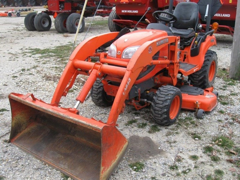 2009 Kubota BX2660 Tractor For Sale