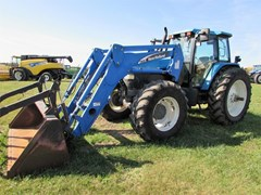 Tractor For Sale 2000 New Holland TM150 , 150 HP