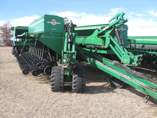 2005 Great Plains 3N4020F Grain Drill For Sale