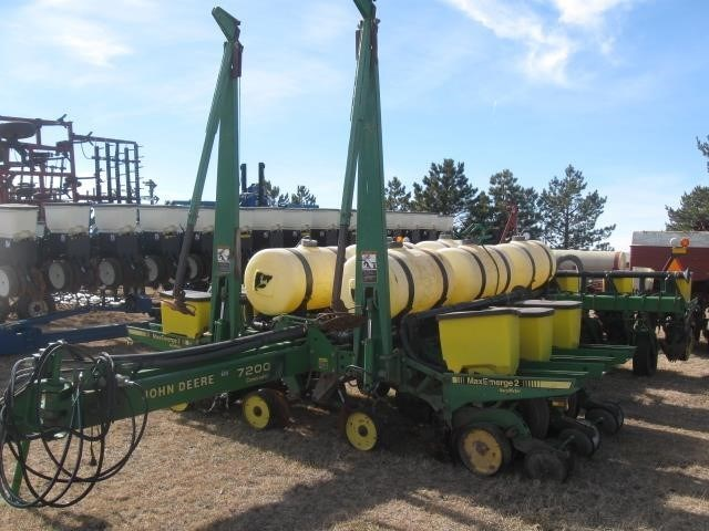 1998 John Deere 7200 Planter For Sale