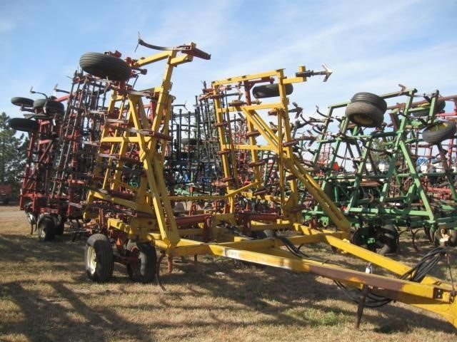 Kent 6327D Field Cultivator For Sale