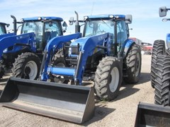 Tractor For Sale 2011 New Holland T6070 PLUS , 140 HP
