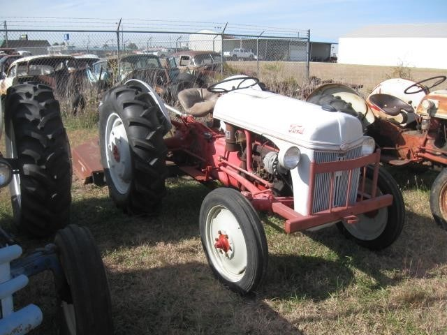 Ford 9N Tractor For Sale