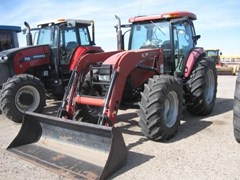 Tractor For Sale 2005 Case IH MXU125 , 125 HP