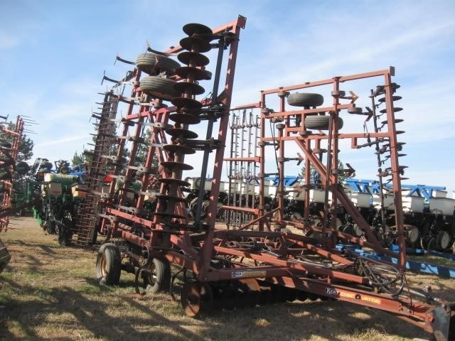 Kent 7333 Field Cultivator For Sale