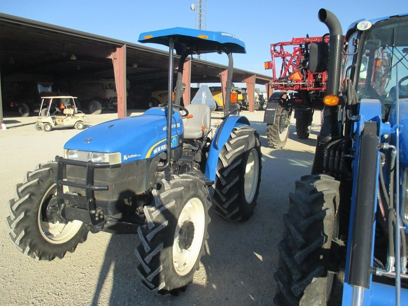 2011 New Holland WORKMASTER 55 Tractor For Sale
