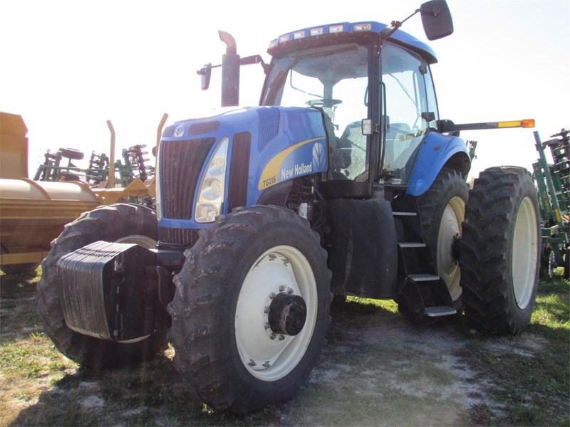 2007 New Holland TG215 Tractor For Sale