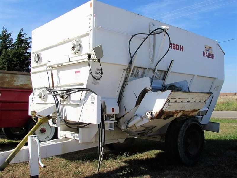Harsh 430H Grinder Mixer For Sale
