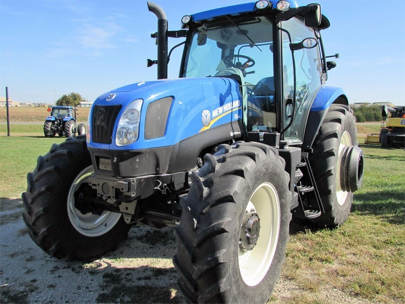 2013 New Holland T6.165 Tractor For Sale