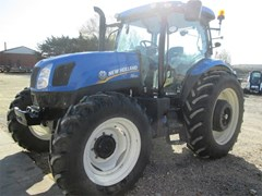Tractor For Sale 2014 New Holland T6.165 , 125 HP