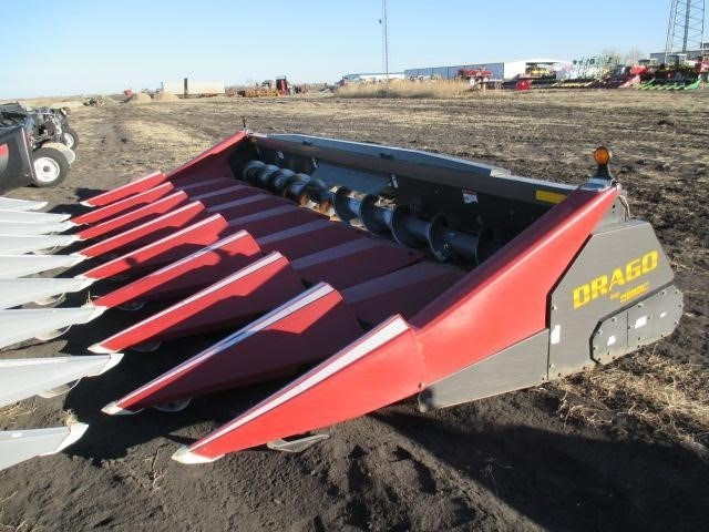 2011 Drago N8 Header-Row Crop For Sale