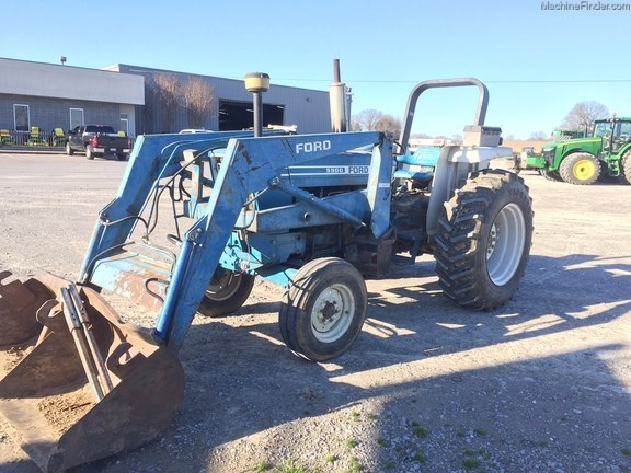 Ford 5900 Tractor Parts : Ford tractor for sale tennessee llc