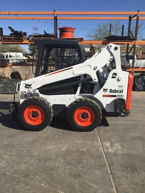 Bobcat S595 T4 Skid Steer