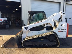 Skid Steer :  Bobcat T750 T4