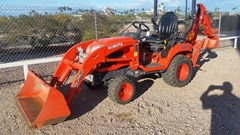 Tractor For Sale:  Kubota BX25D