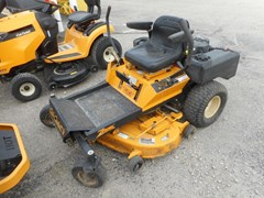 Zero Turn Mower For Sale 2009 Cub Cadet Z Force 44 , 20 HP