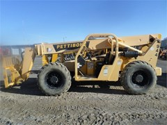 Telehandler For Sale 2008 Pettibone 944 , 100 HP