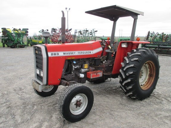 1989 Massey Ferguson 283 Tractor For Sale